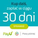 PayU płacę później